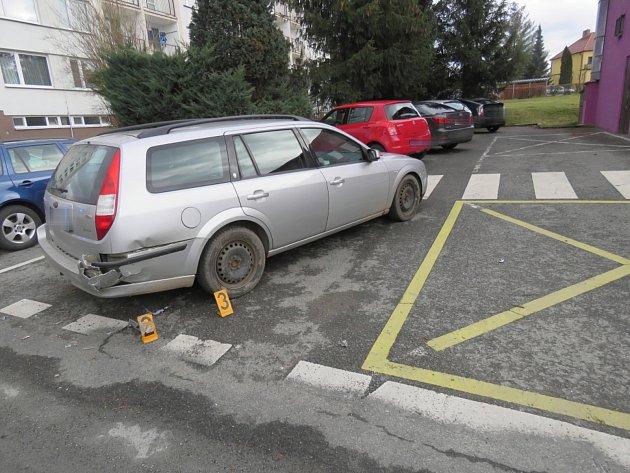 Muž ve Zruči nad Sázavou řídil pod vlivem alkoholu.