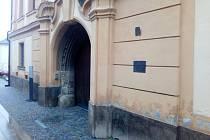 Budova Základní umělecké školy ve Vladislavově ulici v Kutné Hoře.