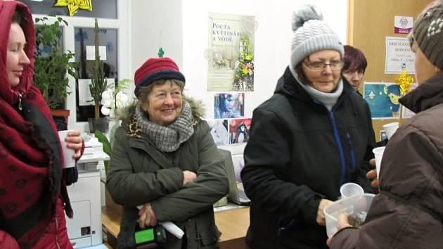 Česko zpívá koledy v Bohdanči.