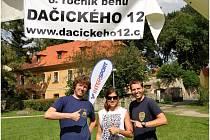 Šestý ročník Dačického 12, 9. srpna 2014.