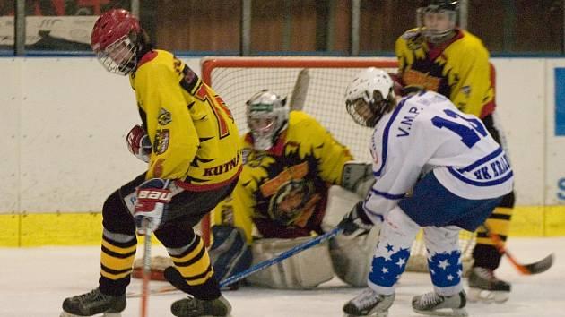 Hokej juniorů: K. Hora - Kralupy n. V.