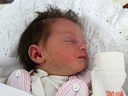 Šárka Karasová se narodila 9. července v Čáslavi. Vážila 2840 gramů a měřila 51 centimetrů. Doma v Kostelci nad Černými lesy ji přivítá maminka Vendula a tatínek Tomáš.