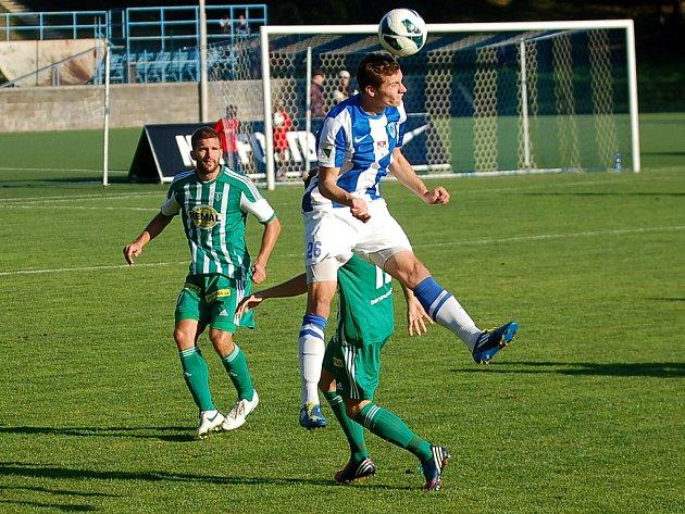 II. liga: Čáslav - Bohemians 1905, 30. září 2012.