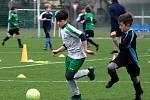 Česká fotbalová liga mladších žáků U13: FC Hlinsko - FK Čáslav 6:3.