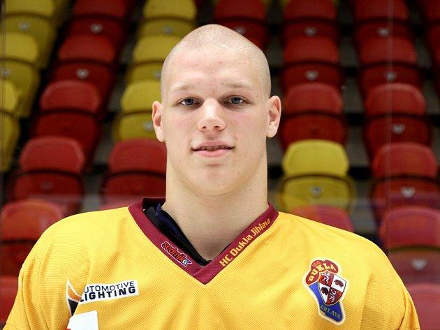 Hokejista Marek Němec.