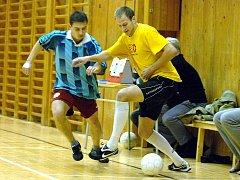 Jedenácté kolo kutnohorské futsal ligy, čtvrtek 14. ledna 2010