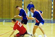 12. hrací den kutnohorské futsalové ligy. 21.1.2010