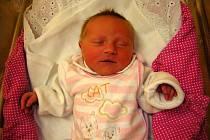 Julie Urbanová se poprvé na svět podívala 14. ledna 2019 v 11.08 hodin v čáslavské porodnici. Vážila 3500 gramů a měřila 50 centimetrů. Doma v Kutné Hoře se na ni těší maminka Martina a tatínek Lukáš.