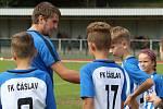 Česká fotbalová liga mladších žáků U13: FK Čáslav - SK Sparta Kolín 18:4.