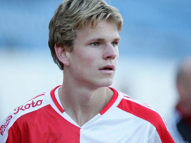 Fotbalista Petr Janda.