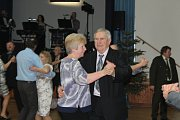 Myslivecký ples v Hlízově