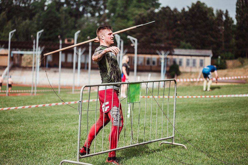 Oddílové závody týmů Olympia Spartan Training Kutná Hora.
