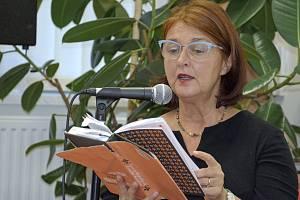 Spisovatelka Tereza Brdečková