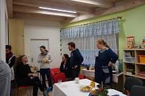Norská supervize opět zavítala  do Střediska Na Sioně.