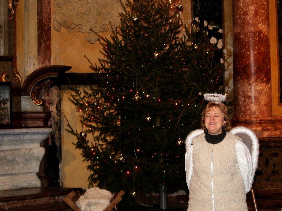 Vánoční čas ve Spolkovém domě