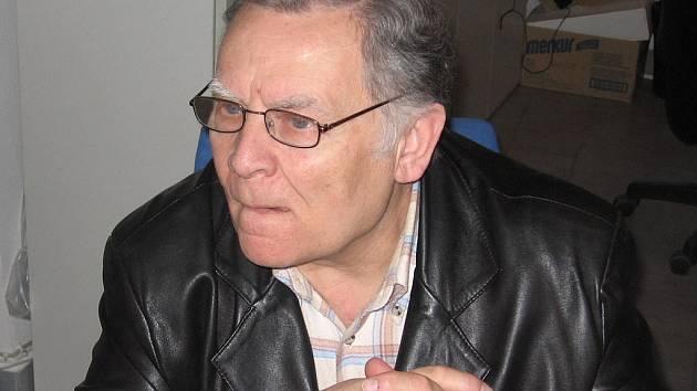 Doktor Jiří Plaček.