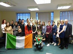 Studenti ze SOŠ a SOU řemesel Kutná Hora sbírali zkušenosti v Irsku.