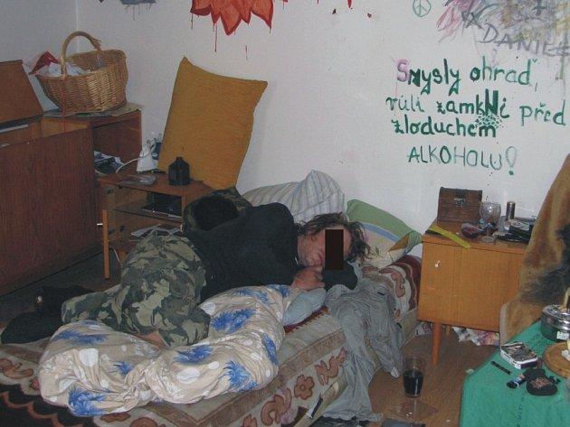 Pátrání po uživatelích drog na Kutnohorsku.
