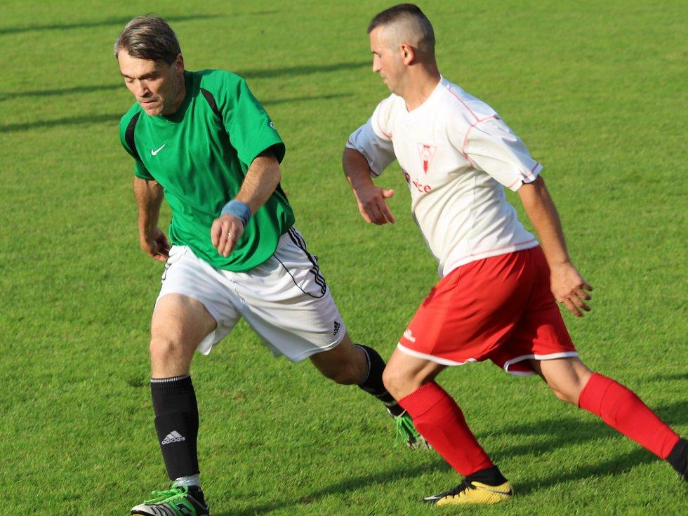 Fotbalová IV. třída, skupina B: TJ Sokol Malín B - SK Zbraslavice B 0:3 (0:1).