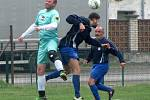 Fotbalová III. třída: TJ Sokol Červené Janovice - FK Kavalier Sázava B 1:0 (1:0).