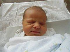 Eliška Pavlíková se narodila 25. října v Čáslavi. Vážila 3250 gramů a měřila 49 centimetrů. Doma v Hlízově ji přivítali maminka Eva a tatínek Tomáš.
