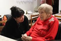 Oslava 102. narozenin Marie Koudelové a MDŽ