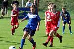 Česká fotbalová liga mladších žáků U12: FK Pardubice - FK Čáslav 8:6.