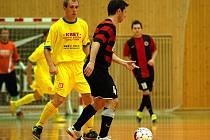 Příprava: FC Benago - Olympik Mělník, 20. srpna 2010.