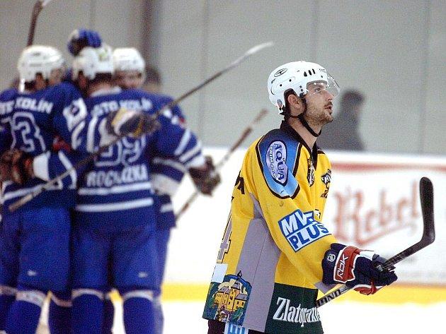 33. kolo II. ligy: Kutná Hora - Kolín 2:5, 2. února 2011.