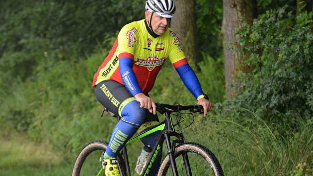 Trenér a manžer Bike Talent týmu Ivan Sova.