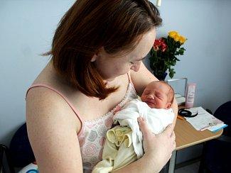 Matouš Vyšata se narodil 8. února v Čáslavi. Po porodu vážil 2400 gramů a měřil 46 centimetrů. Domů do Záboří nad Labem si jej odvezla maminka Barbora a tatínek Ondřej.