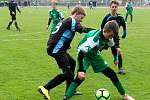 Česká fotbalová liga mladších žáků U13: FC Sellier & Bellot Vlašim - FK Čáslav 13:2.