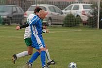 Fotbal I. B třída: B. Podolí - Tuchoraz 0:2, sobota 31. října 2009