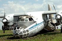 Havárie letadla Čáslav. 23.5. 2012