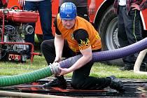 Zahájení hasičské sezóny: 1. kolo Kutnohorské hasičské ligy, Vlastějovice 10. květen 2014