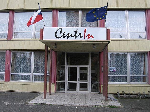 Domov seniorů Centrin ve Zruči nad Sázavou.