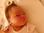 Aneta Růtová se narodila 25. června v Čáslavi. Vážila 3780 gramů a měřila 50 centimetrů. Doma v Chlumu ji přivítali maminka Martina a tatínek Radek.
