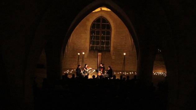 Preludium při svíčkách zahájilo Mezinárodní hudební festival Kutná Hora 2016