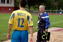 Fotbal: Čáslav B - Neratovice
