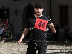 Ve dvě hodiny odpoledne zazněl zvon Jakub Maria podruhé, aby vyslal na trať účastníky druhého ročníku Běhu pro Zvon.