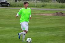 Fotbalisté Hlízova porazili poslední Kaňk a zajistili si definitivně první místo v okresním přeboru.