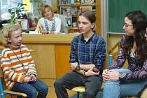 Peeři si povídali se žáky čtvrté třídy na Základní škole Jana Palach v Kutné Hoře.