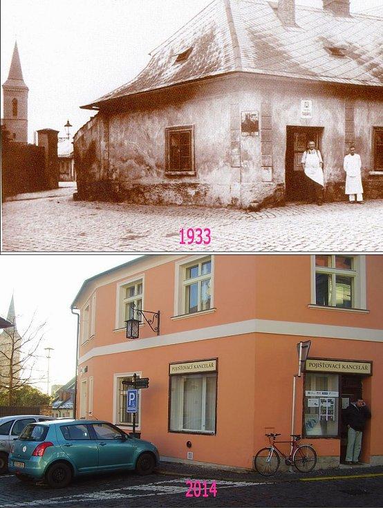 Kutná Hora - Anenské náměstí