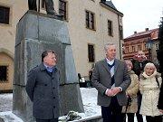 Město Kutná Hora si připomnělo výročí narození Tomáše G. Masaryka.