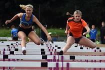 Kutnohorští atleti na závodech ve Vlašimi