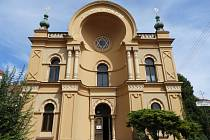 Oprava čáslavské synagogy