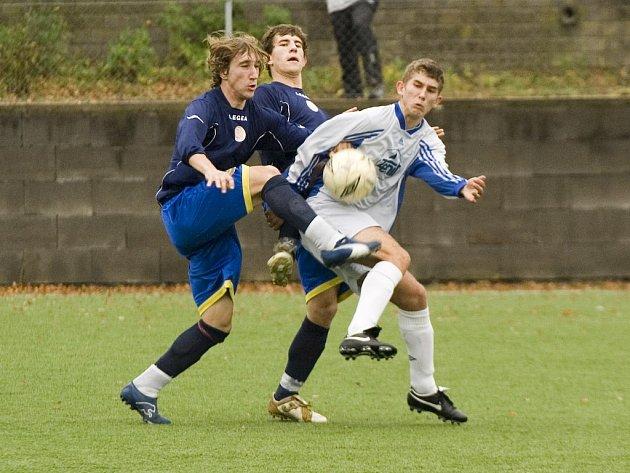 Fotbal: Čáslav st. dorost - AFK Chrudim