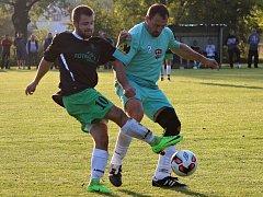 Šesté kolo fotbalového okresního přeboru: FK Chotusice 1932 - TJ Sokol Červené Janovice 5:1 (3:1).