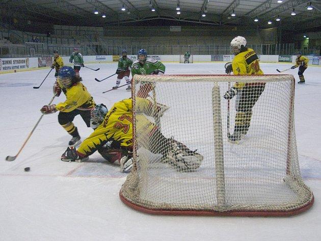 Hokej: K. Hora dorost - Žižkov