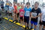 Z 11. ročníku běžeckého závodu Dačického 12 v Kutné Hoře.